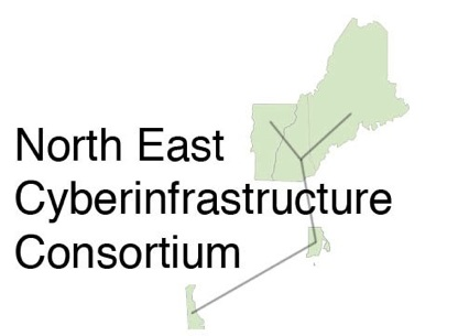 North East Cyberinfastructure Consortium Logo